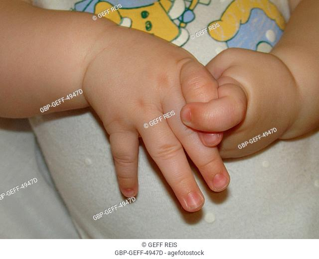 Hand of Baby, São Paulo, Brazil