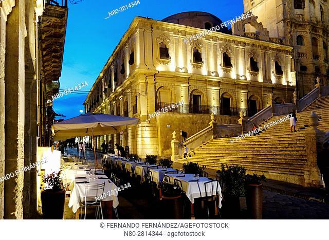 Noto. Syracuse. Sicily. Italy