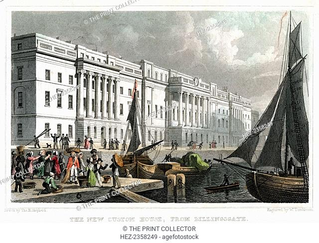 D Printing Exhibition Billingsgate : Billingsgate market city of london stock photos and images age
