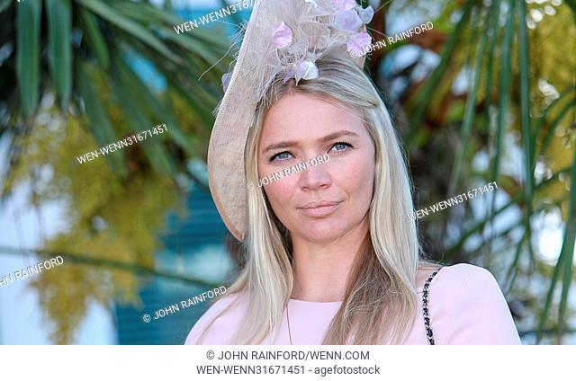 Investec Derby Day 2017 at Epsom Racecourse Featuring: Jodie Kidd Where: Epsom, United Kingdom When: 03 Jun 2017 Credit: John Rainford/WENN.com