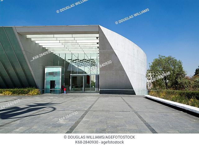 Museo Universitario Arte Contemporaneo, UNAM, Mexico City, Mexico