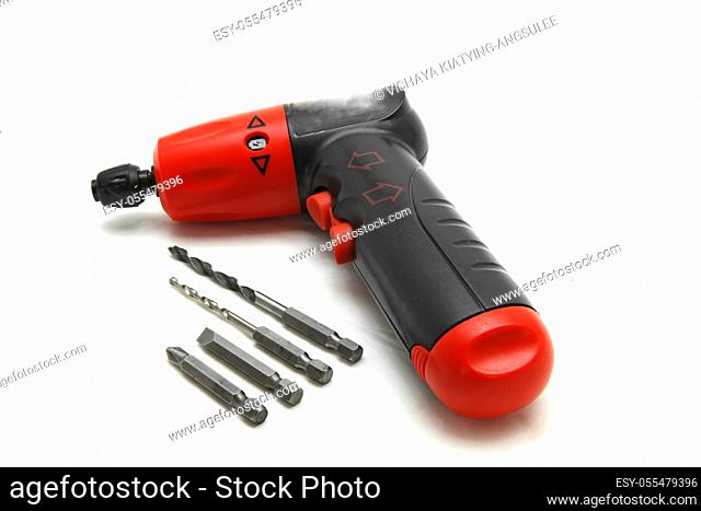 battery wireless Drill and screwdriver set