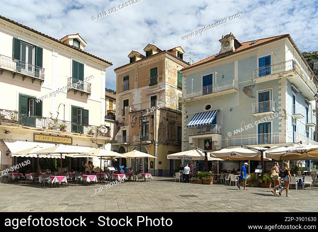 Minori is a town and a comune in the province of Salerno, in the Campania region, as a part of the Amalfi Coast, it was declared a World Heritage site by...