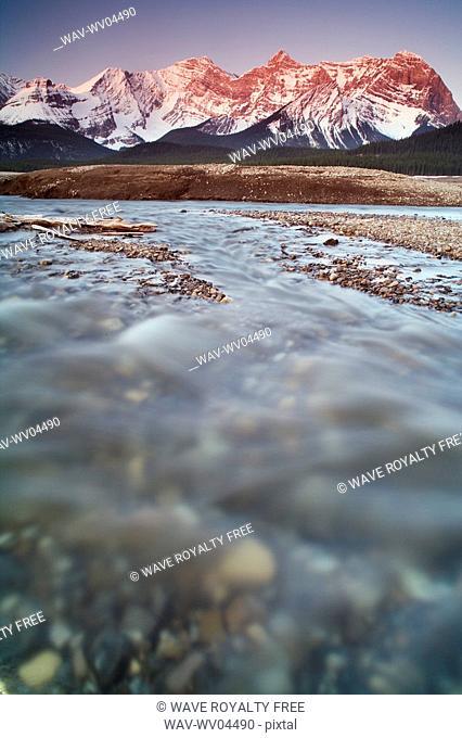 Lower Kananaskis Lake - Peter Lougheed Provincial Park - Kananaskis Country, Alberta