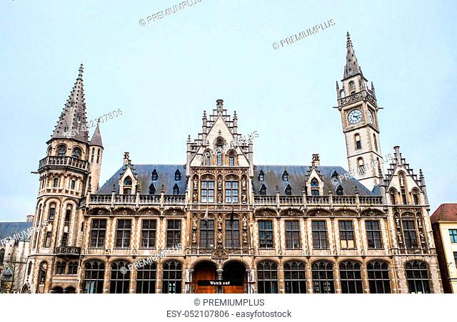 Ghent is the capital and largest city of the East Flanders province and after Antwerp the largest municipality of Belgium
