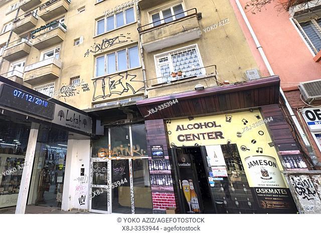 Bulgaria, Sofia, Town center, Daily life