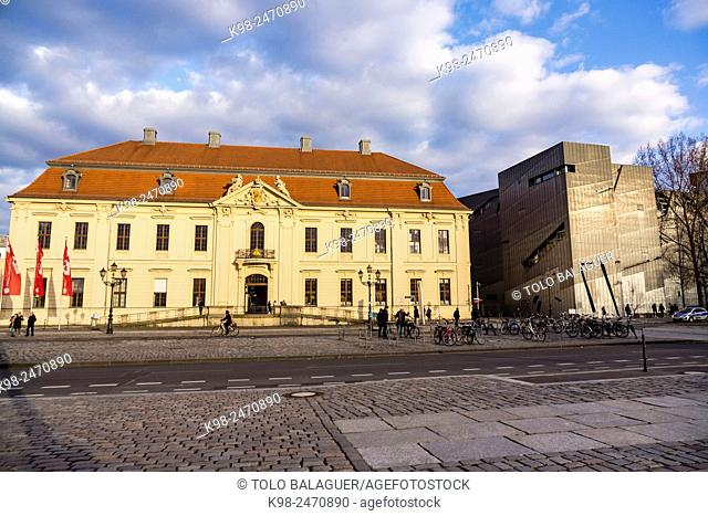 Jewish Museum (architect: Daniel Libeskind) , Berlin, Germany