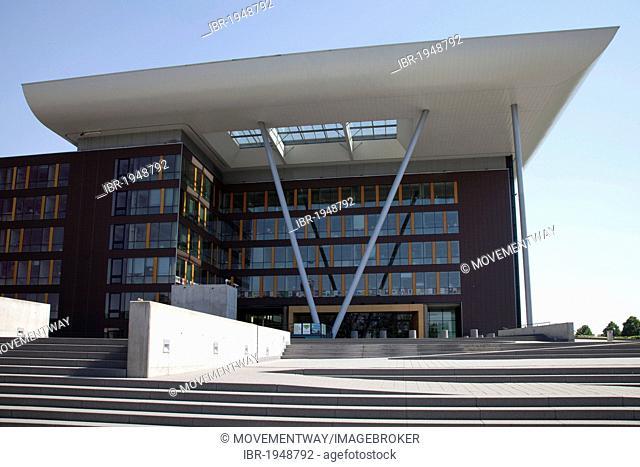 Council of Europe, AGORA, Strasbourg, Alsace, France, Europe
