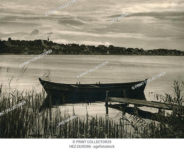 'Nikolaiker See - Lake Nikolaik', 1931. Artist: Kurt Hielscher