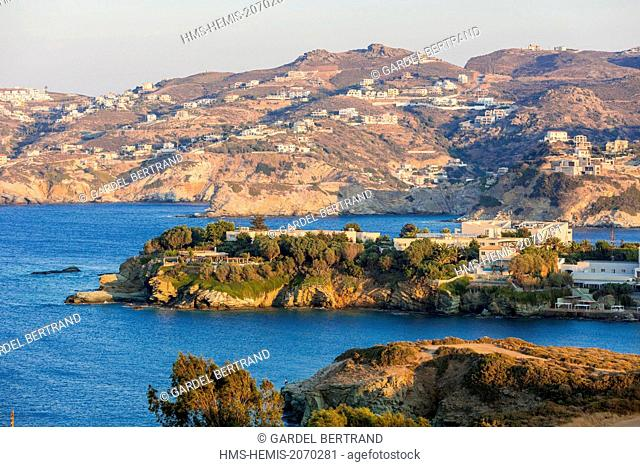 Greece, Crete, Heraklion district, village of Agia Peladia