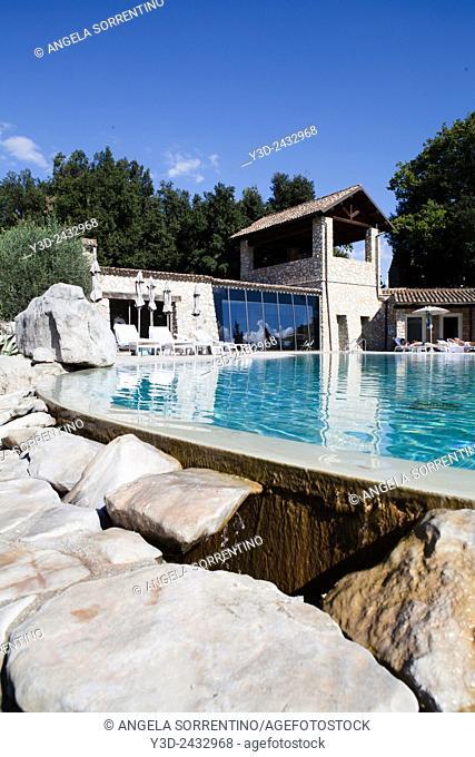 Acquapetra SPA, Telese, Italy