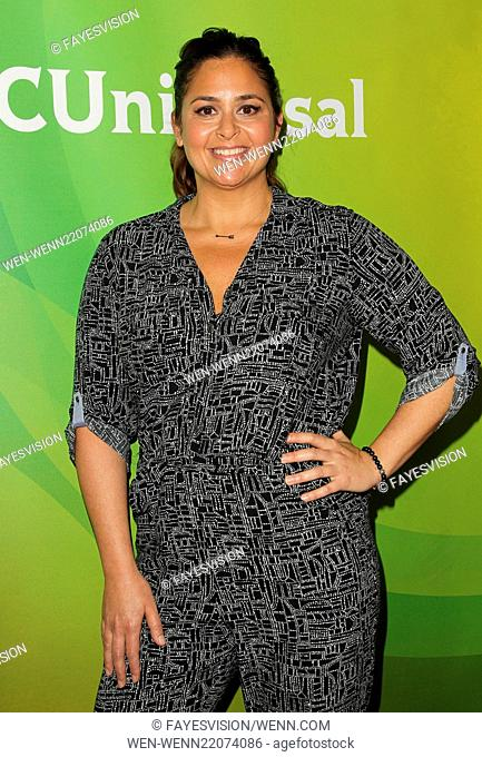 2015 nbcuniversal press tour featuring antonia lofaso where pasadena california stock photo picture and rights managed image pic wen wenn22074086 agefotostock 2015 nbcuniversal press tour featuring