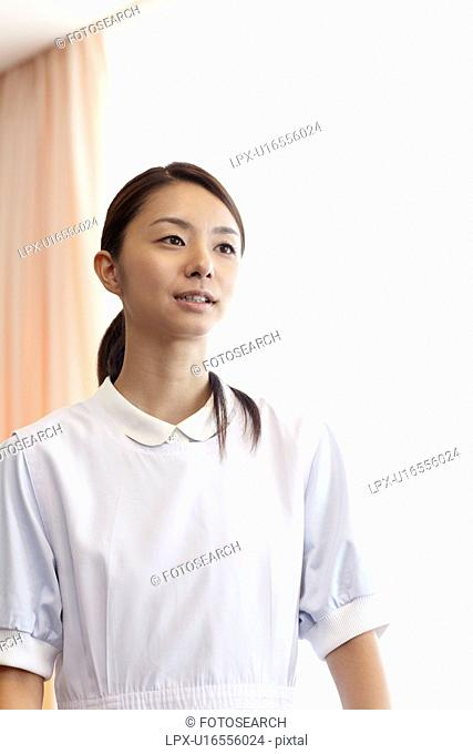 Young Healthcare Worker