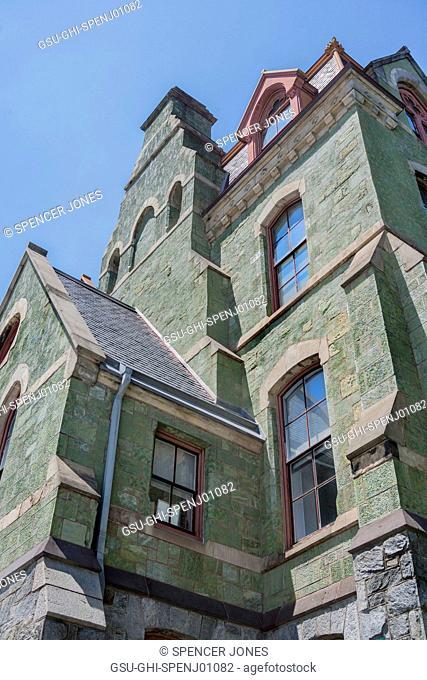 College Hall, University of Pennsylvania, Philadelphia, Pennsylvania, USA