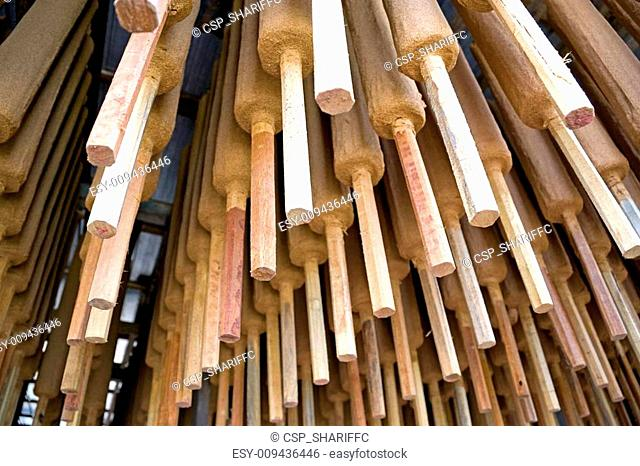Hanging Joss Sticks