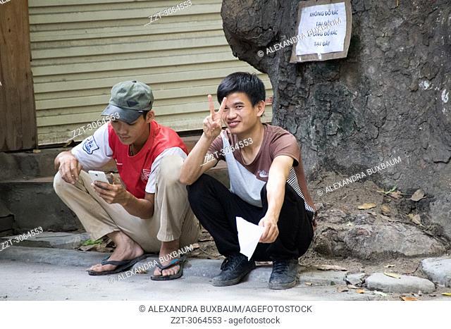 Dong Da District, Hanoi, Vietnam