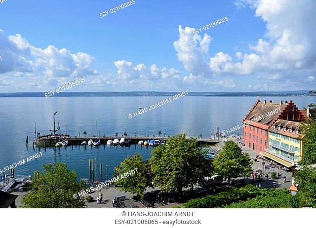 Bodensee-Hafen Meersburg