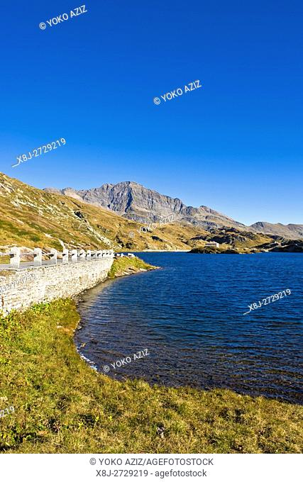 San Bernardino pass, Switzerland