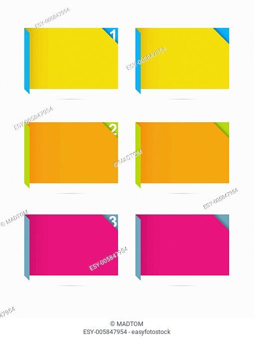 various rectangle templates