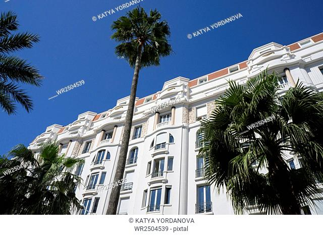 Hotel, Cannes, France