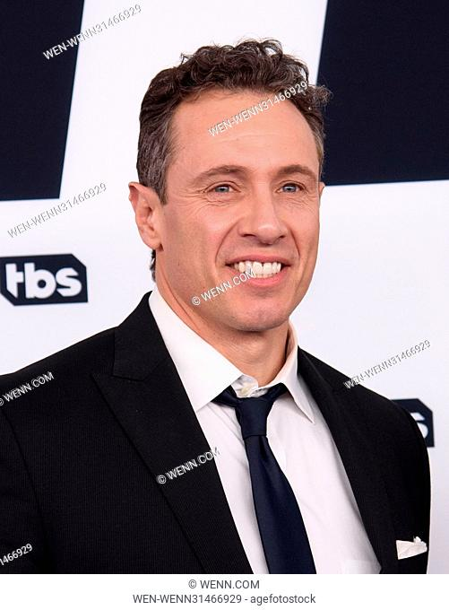 2017 Turner Upfront Featuring: Chris Cuomo Where: New York, New York, United States When: 17 May 2017 Credit: WENN.com