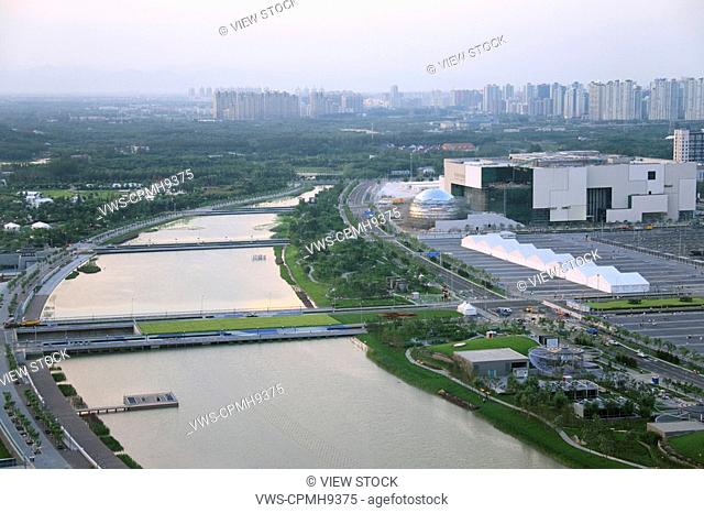 Cityscape,Beijing,China