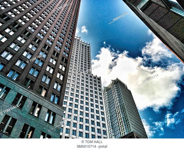 High rises II