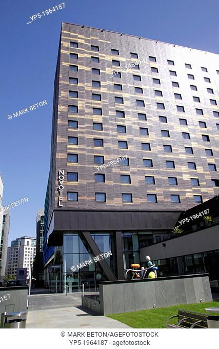 Novotel Hotel at PaddingtonCentral London