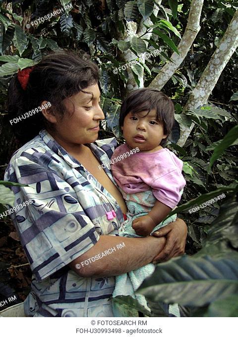 marcala, child, mother, honduras, person, people
