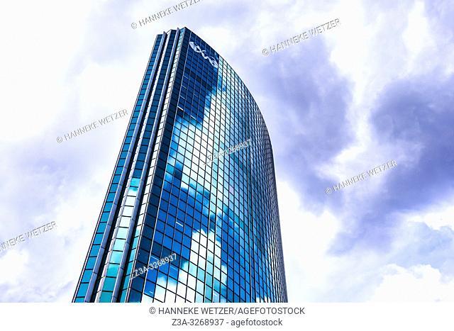 World Trade Center in Rotterdam, the Netherlands, europe