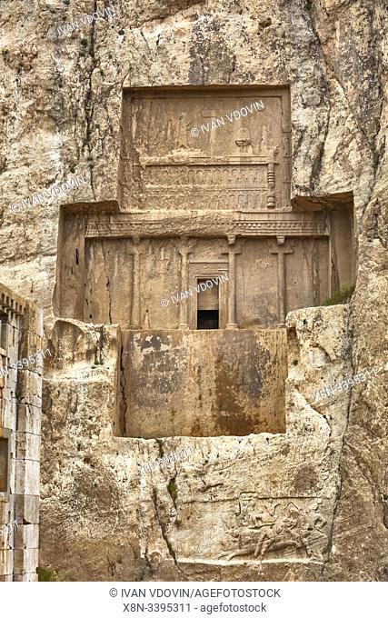 Naqsh-e Rostam, necropolis, Fars Province, Iran