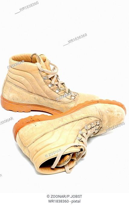 Bergschuhe / Hiking boots