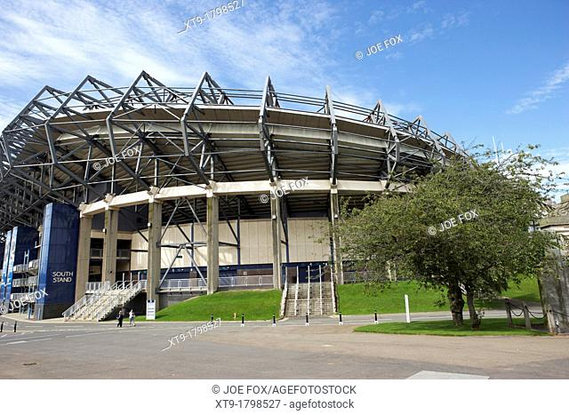 murrayfield stadium edinburgh, scotland, uk, united kingdom