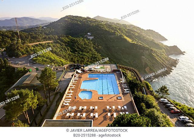 Monte Igeldo. Donostia. San Sebastian. Gipuzkoa. Basque Country. Spain
