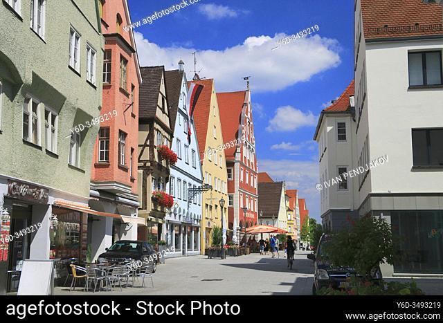Memmingen, Bavaria, Germany