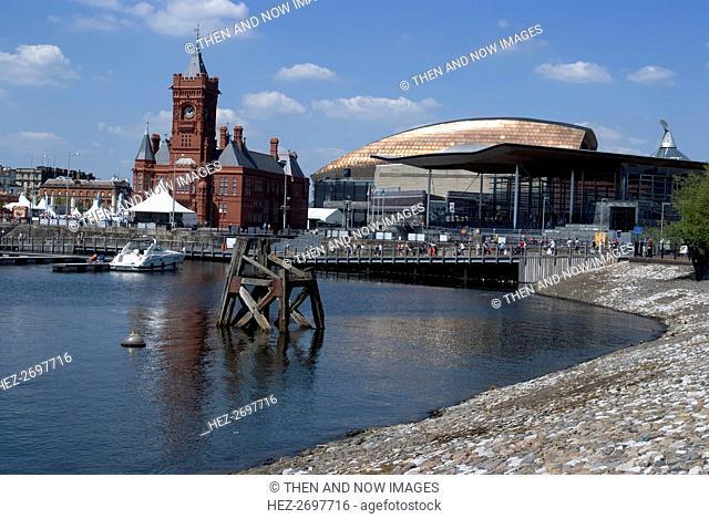 Cardiff misc, 2009. Creator: Ethel Davies