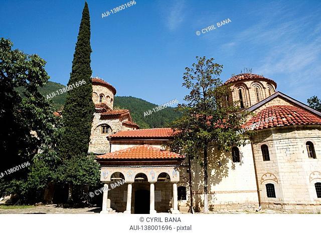Bulgaria - North-West Region - Rhodope Mountains - Approximately Plovdiv - Batchkovo Monastery