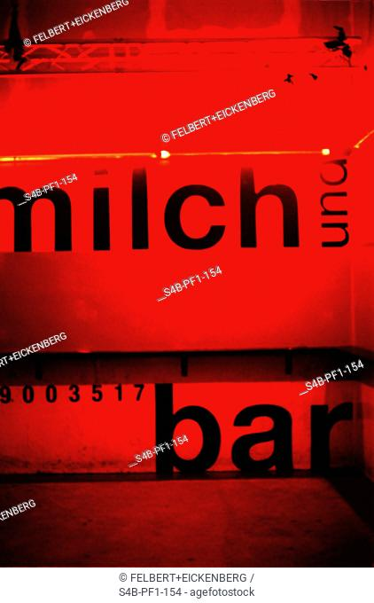 Milchbar - Kunstpark Ost - Munich - Bavaria - Germany