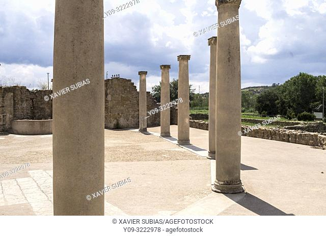 Villa Romana del Casale, Piazza Armerina, Sicily, Italy