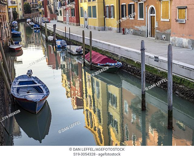 Reflections. Venice, Italy