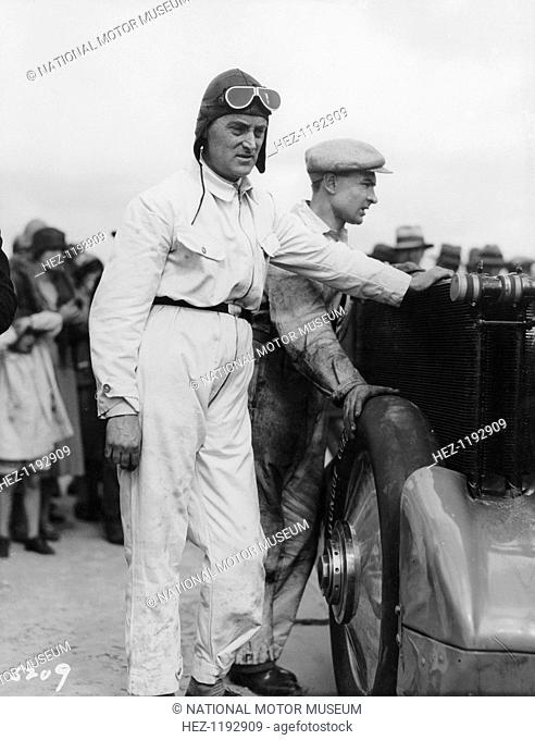 Malcolm Campbell, (1930s?). Campbell was the holder of both land and water speed records from 1927 onwards. In 1935 he became the first man to break 300 mph on...
