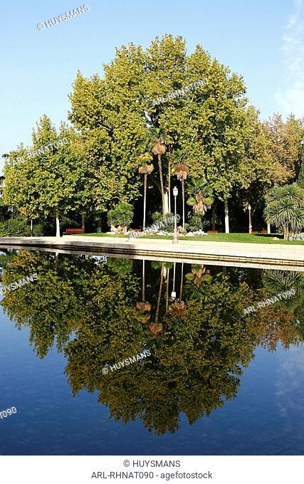 Park,Madrid