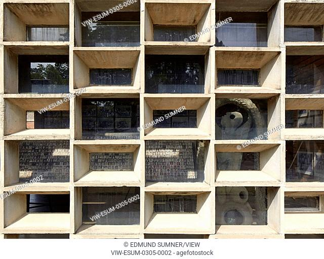The Chandigarh College of Architecture (or CCA) is a college imparting education and research in the field of architecture. It c