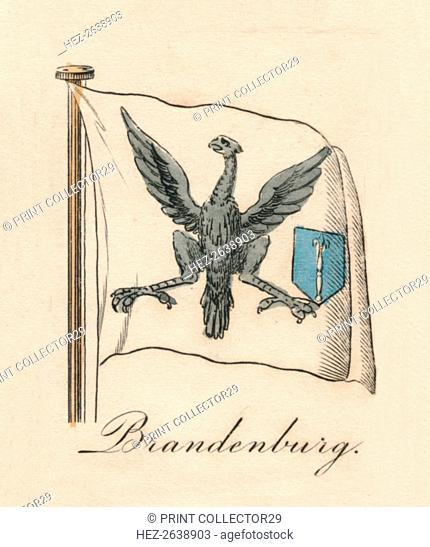 'Brandenburg', 1838. Artist: Unknown