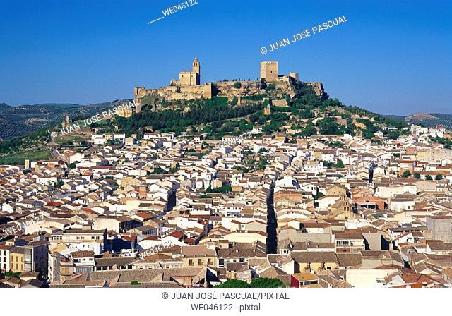 Alcalá la Real. Jaén province, Andalusia, Spain