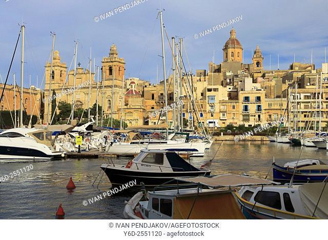 Grand Harbour Marina, Birgu, Malta