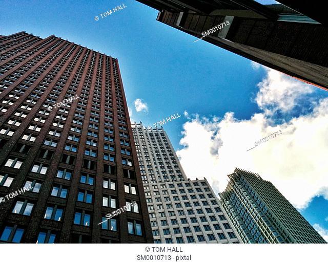 High rises I