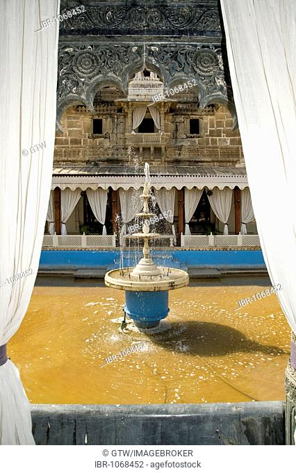 Jag Mandir Palace, Udaipur, Rajasthan, India, South Asia