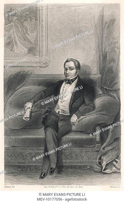 LOUIS-ADOLPHE THIERS French statesman and historian