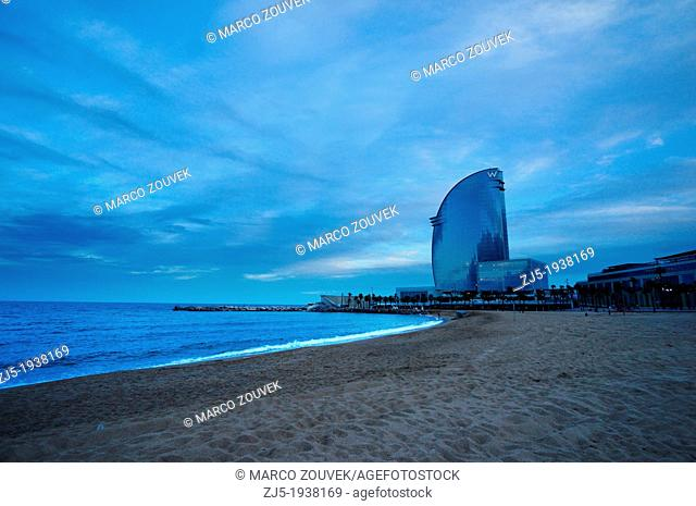 W Hotels Barcelona, Spain